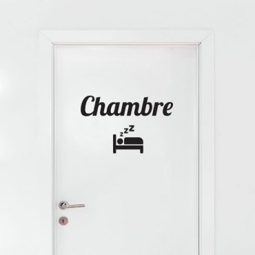 stickers chambre stickmywall. Black Bedroom Furniture Sets. Home Design Ideas