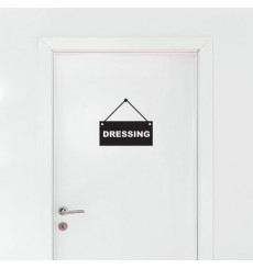 Sticker Panneau dressing