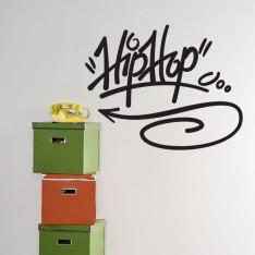 Sticker Hip hop